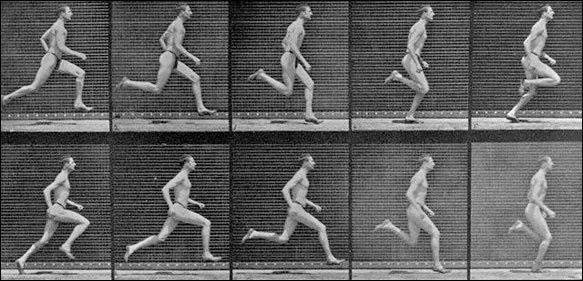 o jeito certo de correr existe