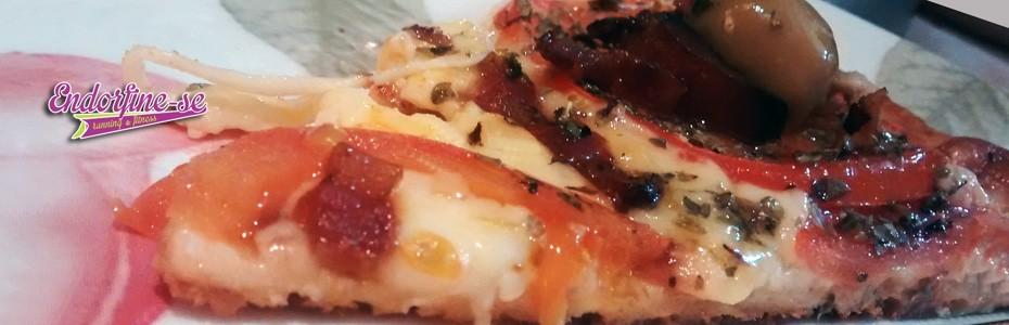 Pizza sem Gluten