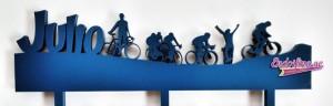 Porta Medalhas Ciclismo
