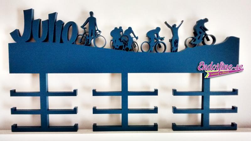 Porta Medalhas de Ciclismo