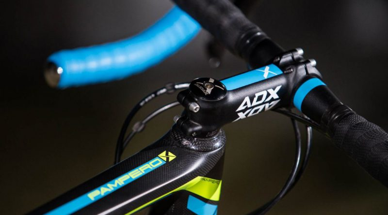 audax pampero gravel bike