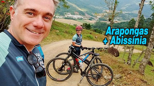 Arapongas e Abissínia