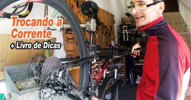 Trocar a Corrente da Bike