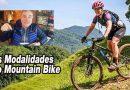 Modalidades do Mountain Bike MTB