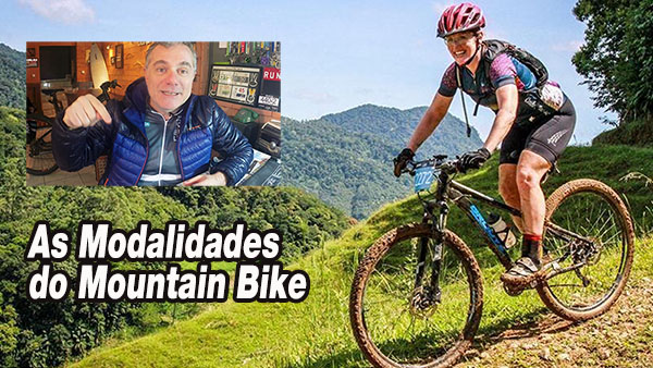 Modalidades do Mountain Bike MTB
