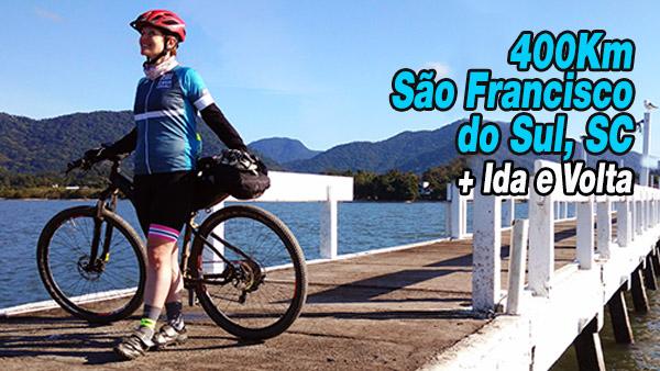 Ilha de São Francisco do Sul + Ida e Volta