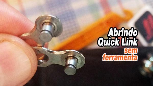 Como abrir Quick Link sem Ferramentas Caras