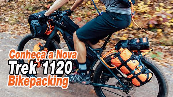 Trek 1120 para Bikepacking