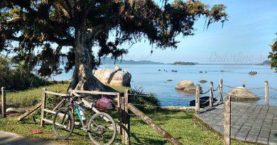 porque viajar de bicicleta