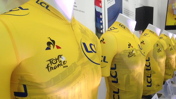 Camisa amarela do Tour de France