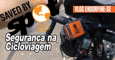 Segurança na Cicloviagem Bikepacking Spot Gen3