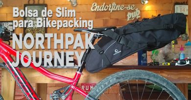 Bolsa de Selim Bikepacking Northpak